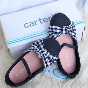 🥿HP!🥰 Carter's Toddler Blue Mary Janes